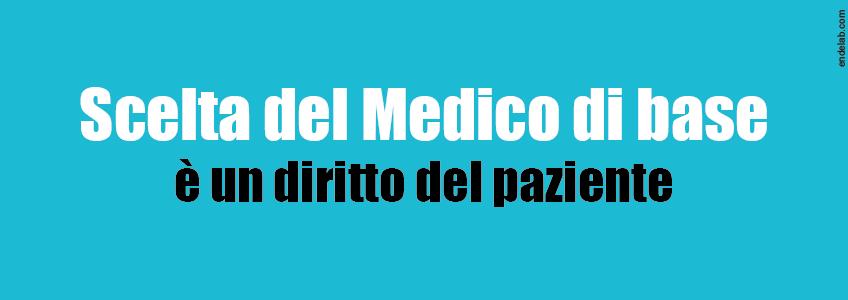 Secondo il Tar di Lecce la libertà di scelta del medico di base è un diritto esclusivo del paziente.