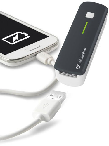 Cellular Line Pocket Charger Smart