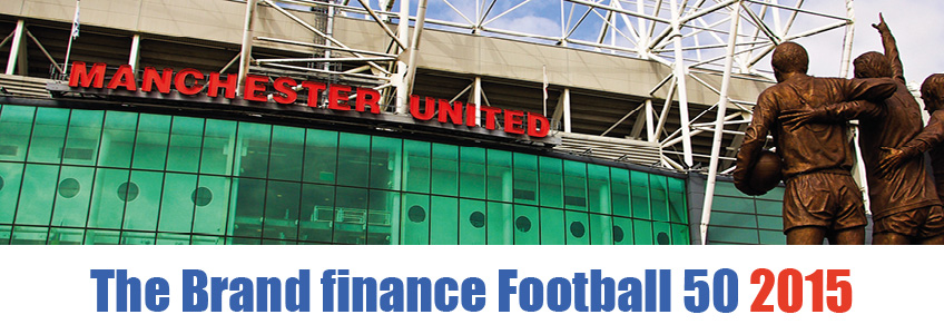 The Brand Finance Football 50 2015