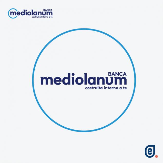 Mediolanum logo social distancing