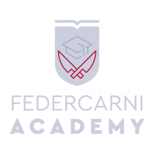 Coltelli marchio Federcarni Academy