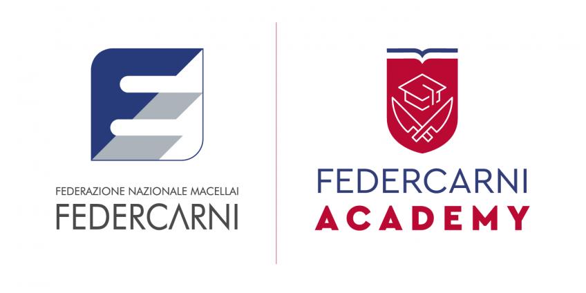 Confronto marchio Federcarni/Federcarni Academy
